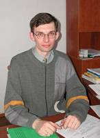 (photo 24) the dean of philosophical and theological faculty Taras Dobko