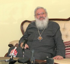 (photo 6) The Holiest Lyubomyr, UGCC Head, Supreme Kyiv-Halytskyy Archbishop