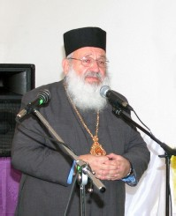 (photo 79) the Holiest Lyubomyr Cardinal Huzar, the Head of the Greek-Catholic Church