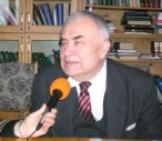 (photo 87) Yaroslav Isayevych, doctor of Historical Sciences
